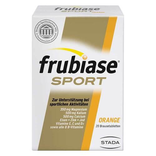 Frubiase Sport Brausetabletten - 1