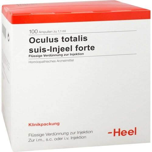 Oculus totalis suis Injeel forte Ampullen - 1