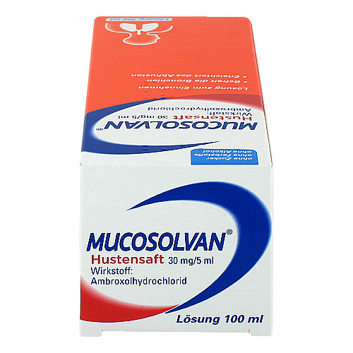 Mucosolvan Saft 30 mg/5 ml - 4