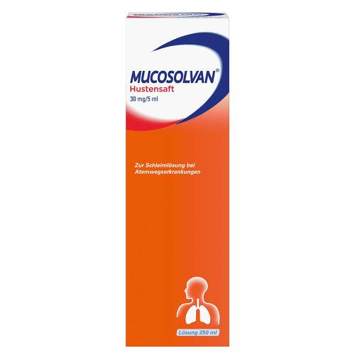 Mucosolvan Saft 30 mg/5 ml - 1