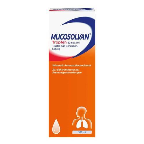 Mucosolvan Tropfen 30 mg/2 ml - 1