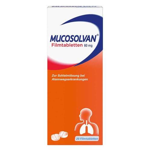 Mucosolvan Filmtabletten 60 mg - 1