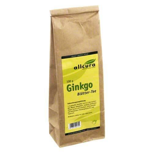 Gingko Tee - 1