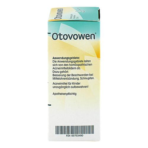 Otovowen Tropfen zum Einnehmen - 3