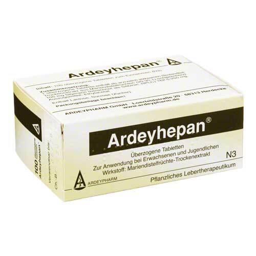 Ardeyhepan überzogene Tabletten - 1