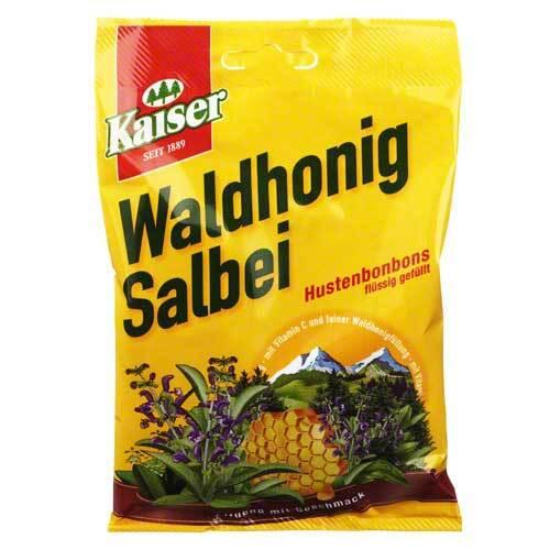 Kaiser Waldhonig-Salbei Bonbons - 1
