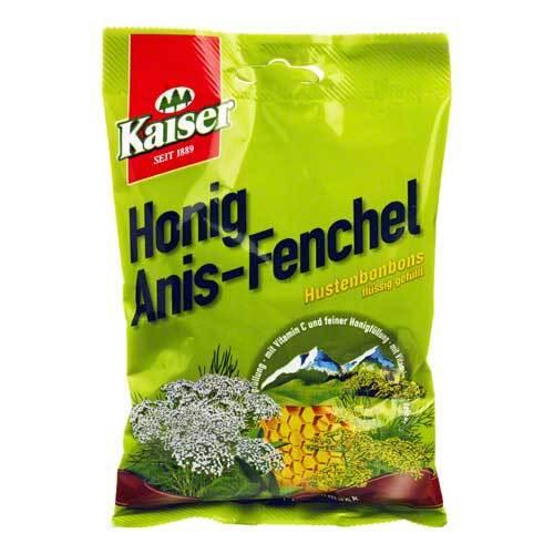 Kaiser Honig-Anis-Fenchel Bonbons - 1
