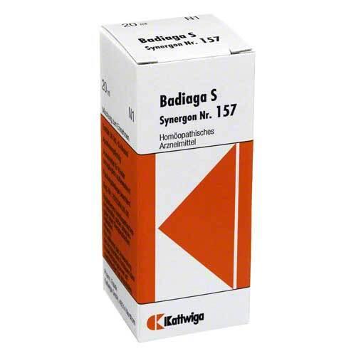 Synergon 157 Badiaga S Tropf - 1