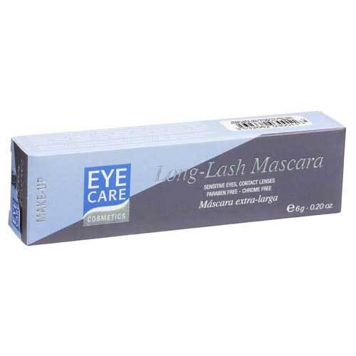 Eye Care Mascara wimpernverlängernd tiefschwarz - 1