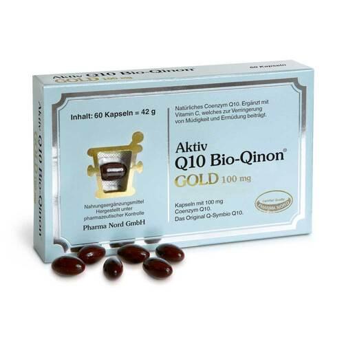 Q10 Bio Qinon Gold 100 mg Kapseln - 1
