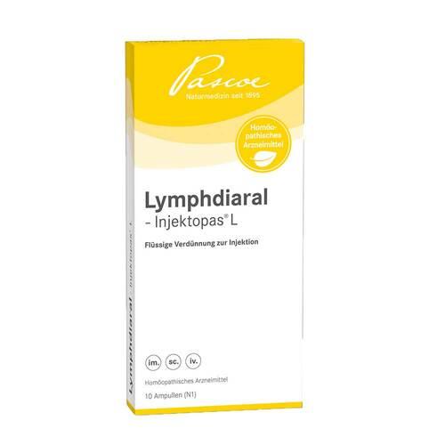 Lymphdiaral Injektopas L Ampullen - 1