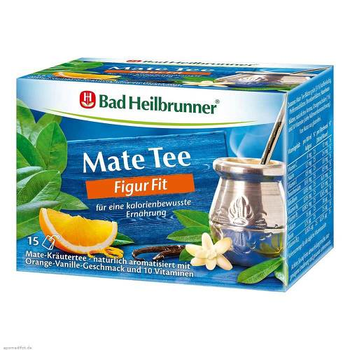 Bad Heilbrunner Tee Mate Figur Fit Filterbeutel - 1