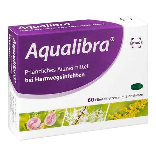 Aqualibra Filmtabletten bei Harnwegsinfekten - 1