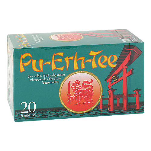 PU Erh Tee Filterbeutel - 1