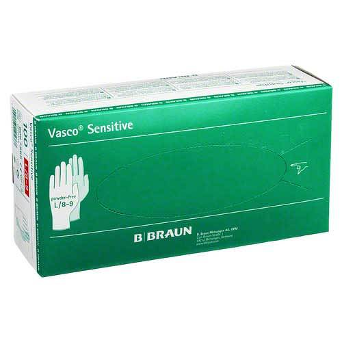 Vasco sensitive Untersuchungshandschuhe Größe L - 1