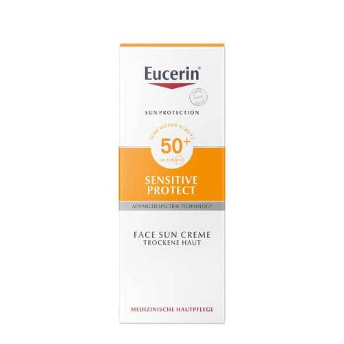 Eucerin Sun Creme LSF 50+ - 2