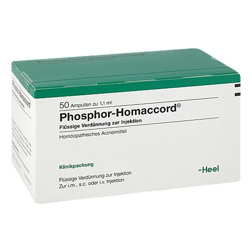 Phosphor Homaccord Ampullen - 1
