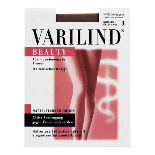 Varilind Beauty Schenkelstrümpfe 3 m - 1