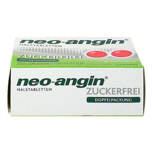 Neo Angin Halstabletten zuckerfrei - 3