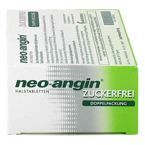 Neo Angin Halstabletten zuckerfrei - 4