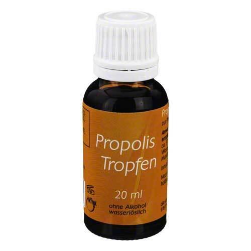 Propolis Tropfen ohne Alkohol - 1