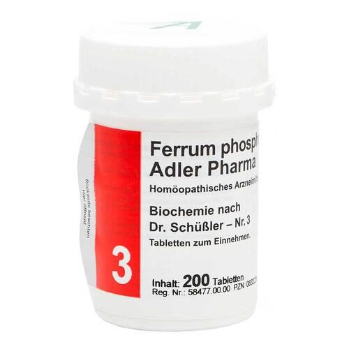 Biochemie Adler 3 Ferrum pho - 1