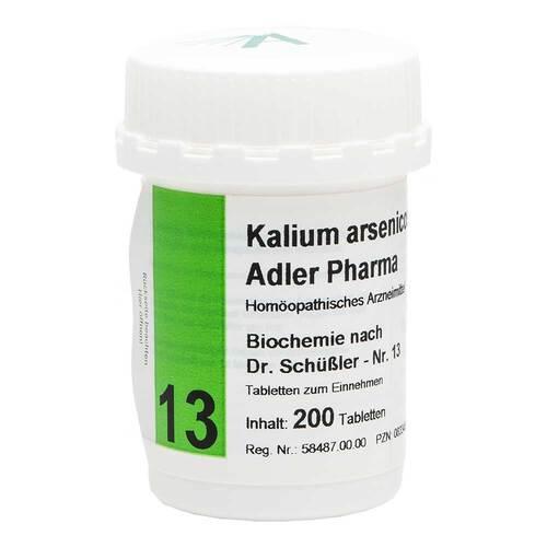 Biochemie Adler 13 Kalium ar - 1