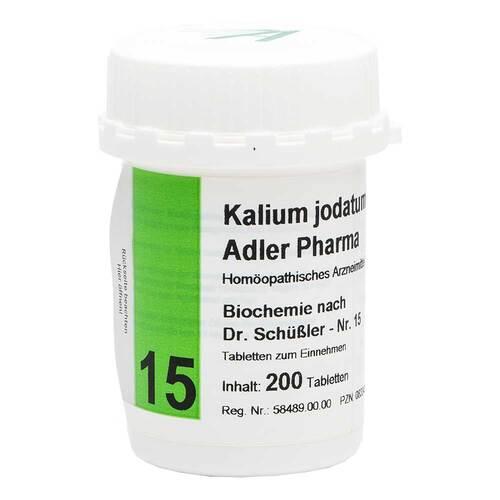 Biochemie Adler 15 Kalium jo - 1