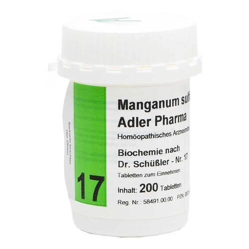 Biochemie Adler 17 Manganum - 1