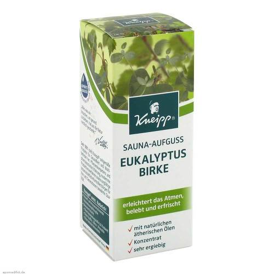 Kneipp Sauna Aufguss Eukalyptus Birke - 1