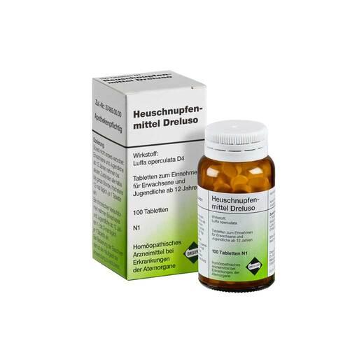 Heuschnupfenmittel Dreluso Tabletten - 2