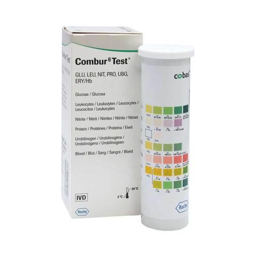 PZN 00838559 Teststreifen, 50 St