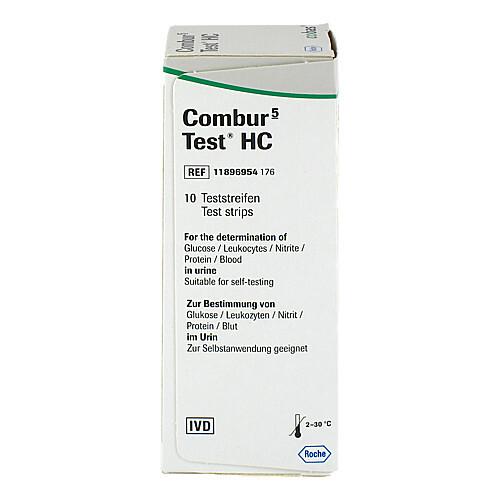 Combur 5 Test HC Teststreifen - 1