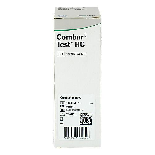 Combur 5 Test HC Teststreifen - 2