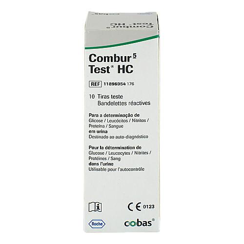 Combur 5 Test HC Teststreifen - 3