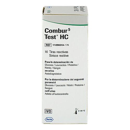 Combur 5 Test HC Teststreifen - 4