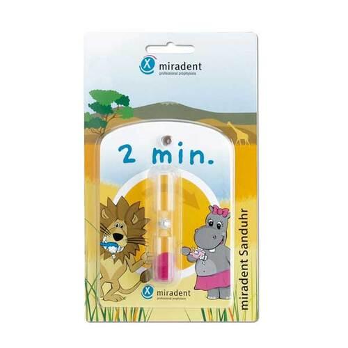 Miradent Kinder-Zahnputzuhr Sanduhr - 1