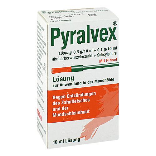 Pyralvex Lösung - 1