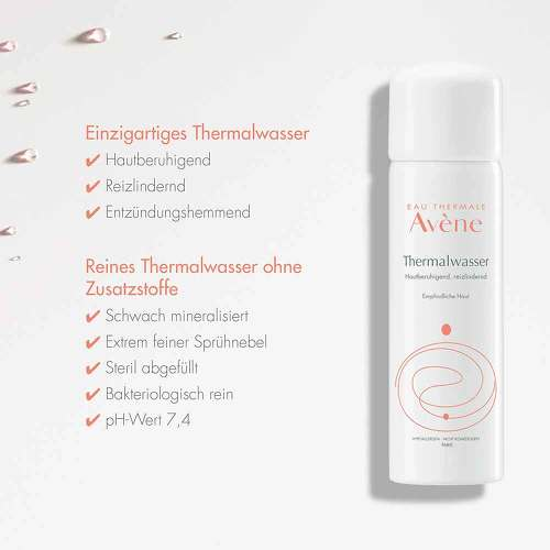 Avene Thermalwasser Spray - 3