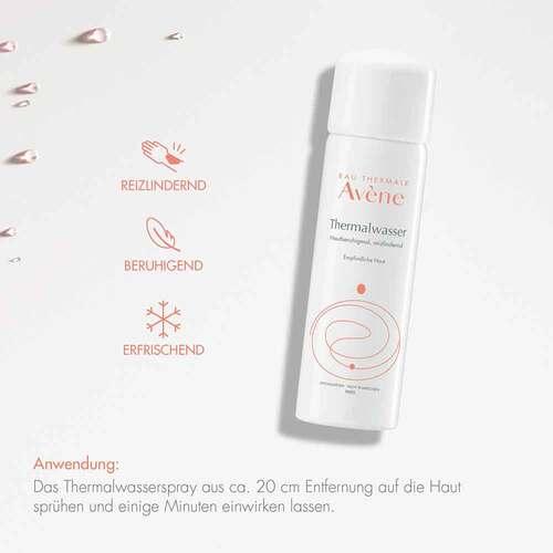Avene Thermalwasser Spray - 4