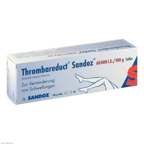 Thrombareduct Sandoz 60.000 I.E. Salbe - 1