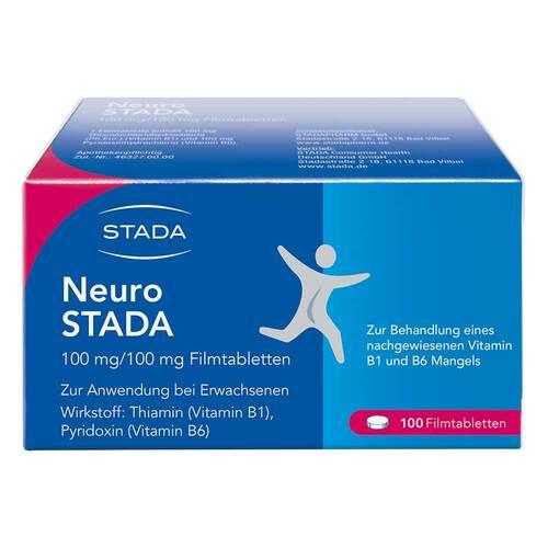 Neuro STADA Filmtabletten - 1