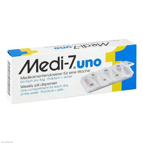 Medi 7 Uno Medikamenten Dosi - 1