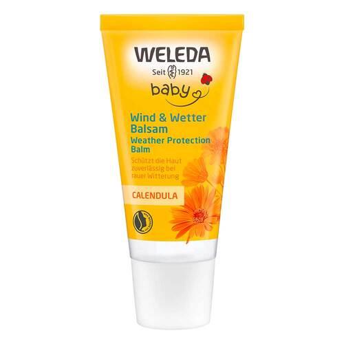 Weleda Calendula Wind- und Wetterbalsam - 2