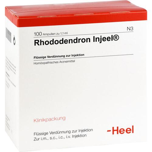 Rhododendron Injeel Ampullen - 1