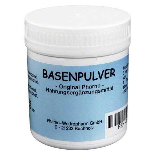 Basenpulver - 1