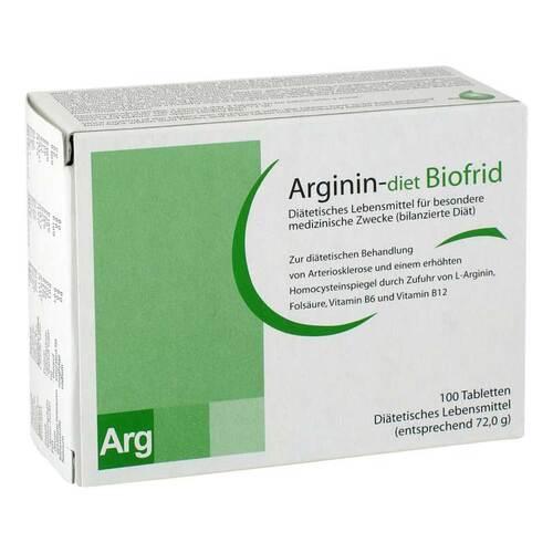 Arginin-diet Biofrid Tabletten - 1