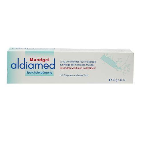 Aldiamed Mundgel zur Speichelergänzung - 1