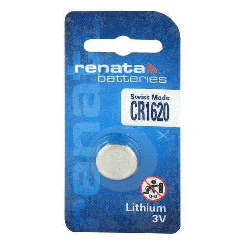 Batterien Lithium 3V CR 1620 - 1