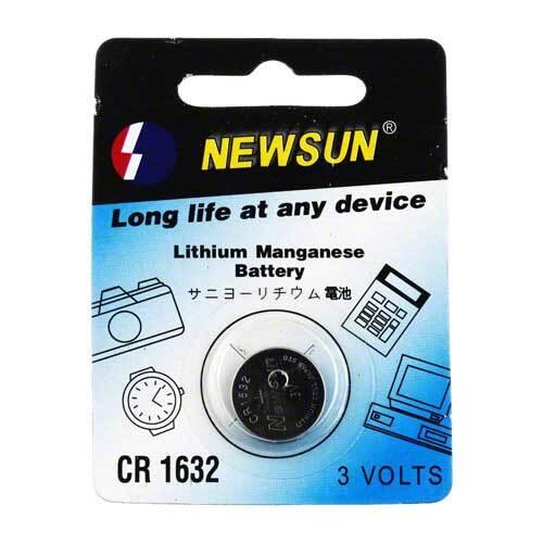 Batterien Lithium 3V CR 1632 - 1